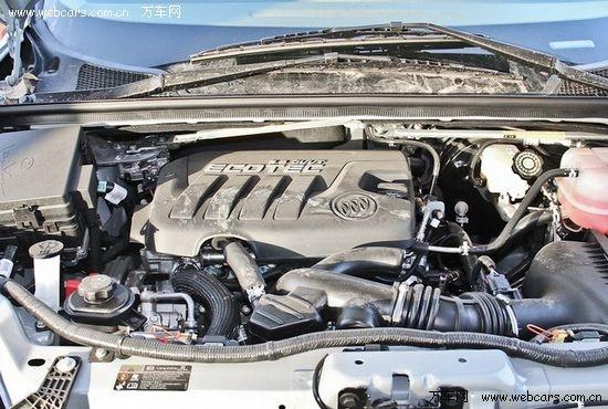 【别克GL8 动力】-新纪元别克GL8商务车最高优惠10000高清图片