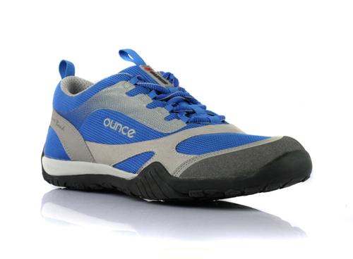 奔跑更自在 OUNCE遨游仕裸足跑鞋 BF1