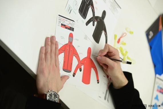 伯希和详解服装设计 法式高端工艺