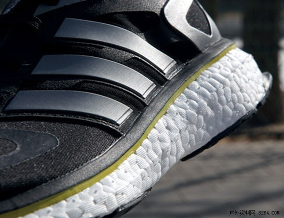 变革制造者 adidas Energy Boost跑鞋