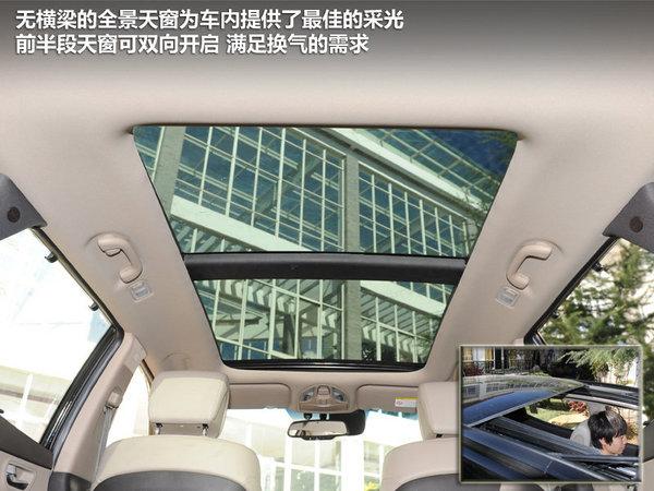 为了更多的实用性 五款七座SUV车型推荐高清图片