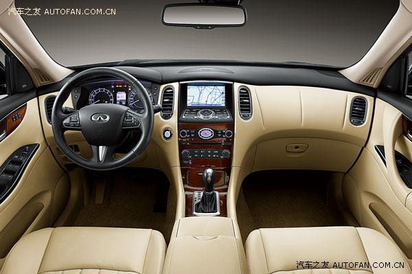 年轻豪华态的新宠 试驾东风日产全新英菲尼迪QX50高清图片