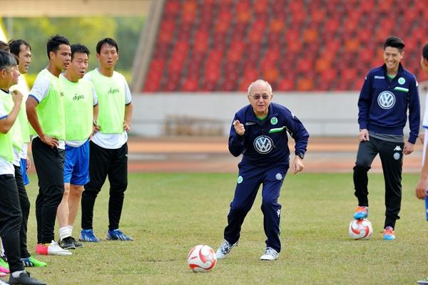 大众汽车青少年足球教练培训班率先启动 助力中国青少年足球事业长远