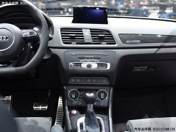 △ 大灯控制系统位于方向盘左侧仪表台上,这也是奥迪一贯的操作风格