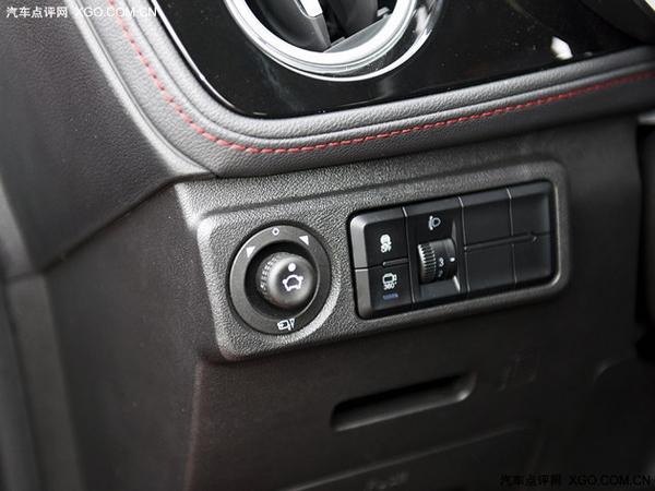 试驾华晨中华V3二代 配置升级 动力不变高清图片