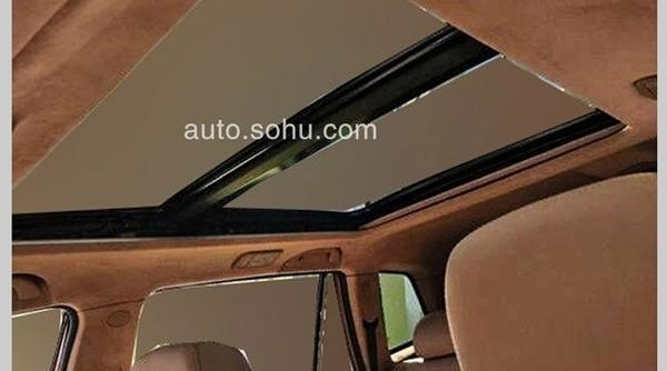 野马中型SUV T80实车图曝光 或年内推出高清图片