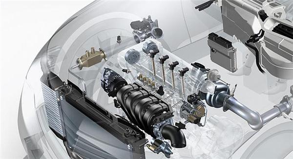 发动机盖总成结构认识图